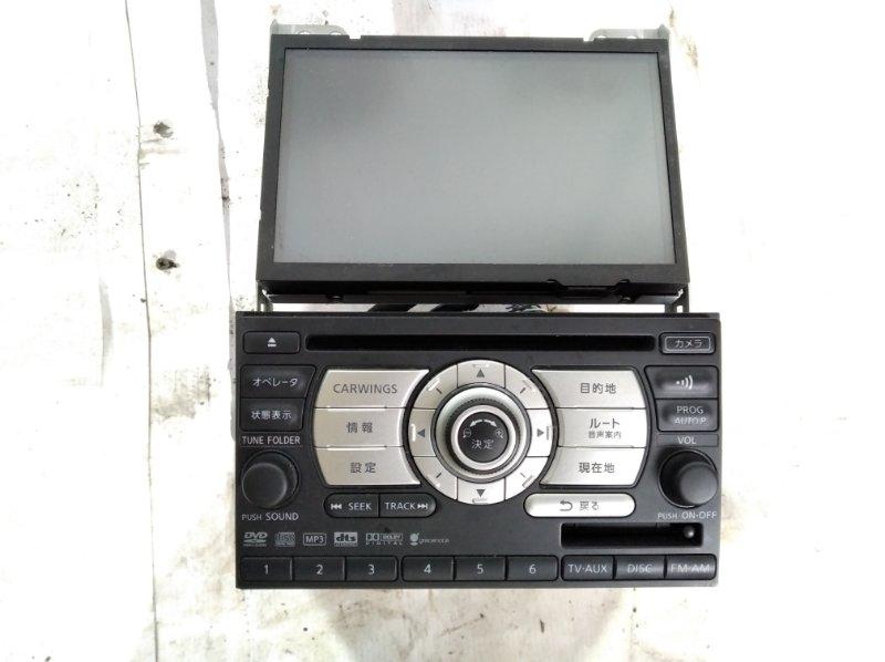 Монитор Nissan X-Trail NT31 (б/у)