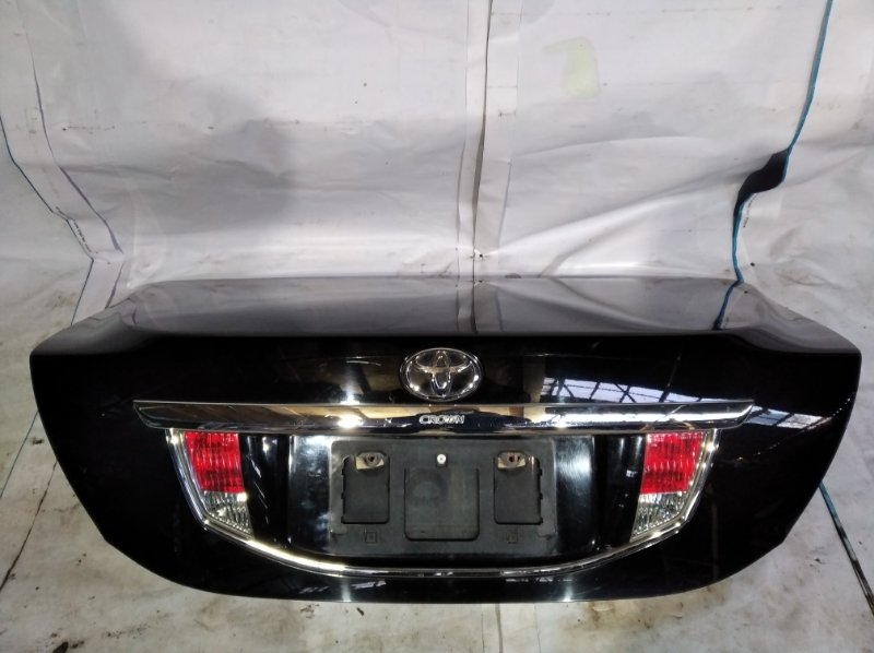 Крышка багажника Toyota Crown Majesta UZS207 3UZ-FE 2009.03 (б/у)