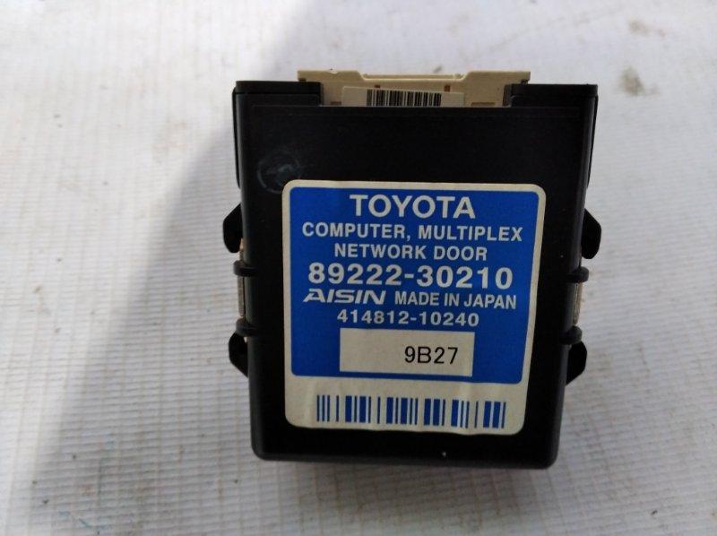 Блок управления дверьми Toyota Crown Majesta UZS207 3UZ-FE 2009.03 (б/у)