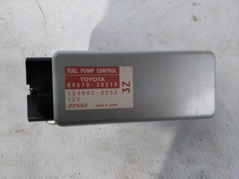 Блок управления топливным насосом Toyota Crown Majesta UZS207 3UZ-FE 2009.03 (б/у)