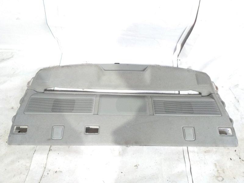 Полка багажника Toyota Crown Majesta UZS207 3UZ-FE 2009.03 задняя (б/у)