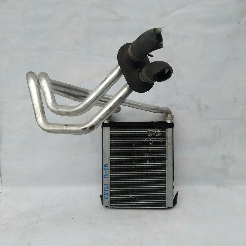 Радиатор печки Toyota Corolla Fielder CE121 (б/у)