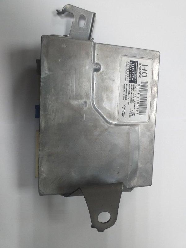 Блок управления Toyota Crown Majesta UZS207 3UZ-FE 2009.03 (б/у)