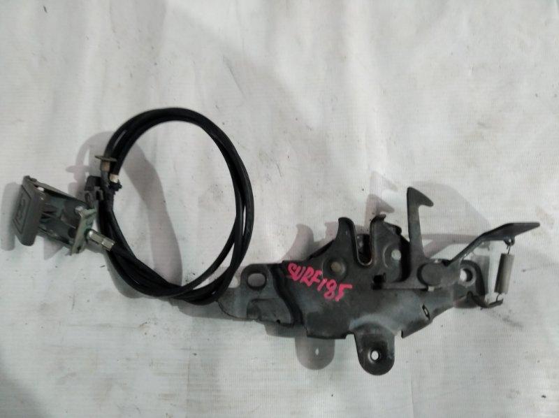 Замок капота Toyota Hilux Surf RZN185 3RZ-FE 2001.07 (б/у)