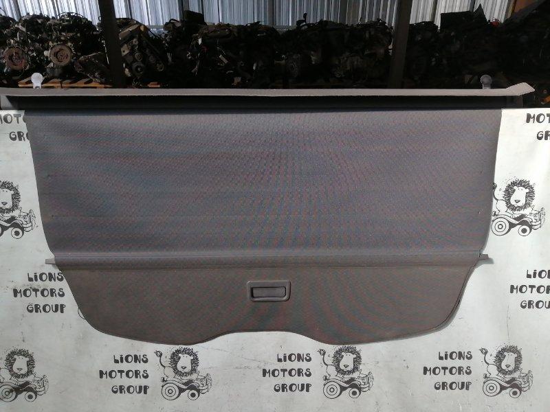 Шторка багажника Volkswagen Touareg 7LA (б/у)