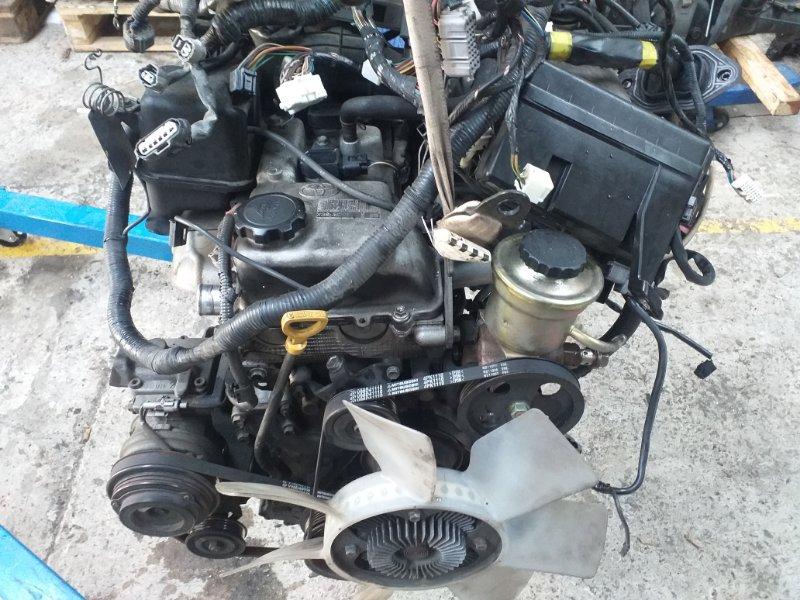 Двигатель Toyota Hilux Surf RZN185 3RZ-FE 2001.07 (б/у)
