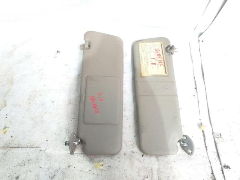 Козырек от солнца Toyota Hilux Surf RZN185 3RZ-FE 2001.07 передний (б/у)