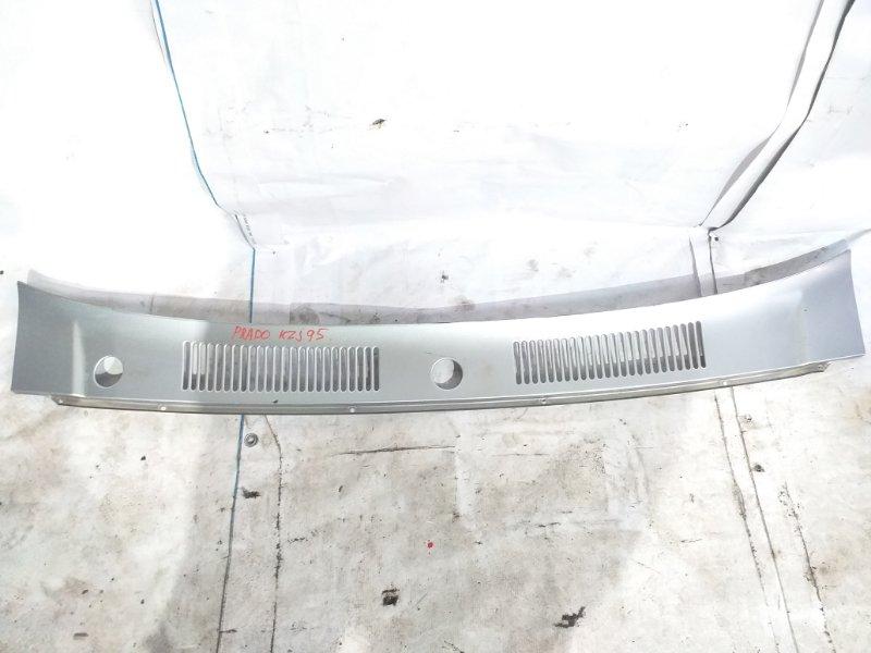Решетка под лобовое стекло Toyota Land Cruiser Prado KZJ95 1KZ 1997 передняя (б/у)