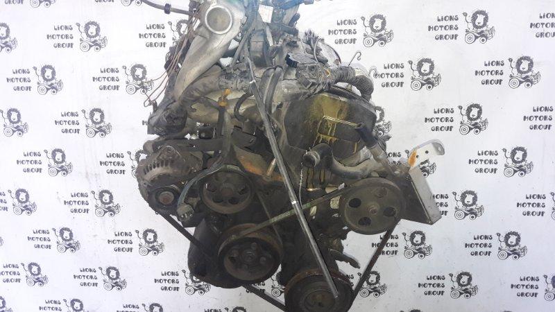 Двигатель Toyota Tercel EL53 5E-0753806 1997 (б/у)