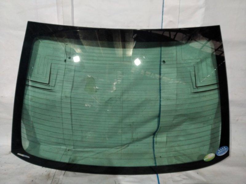 Стекло заднее Toyota Sai AZK10 2AZ-FXE 2011.07 (б/у)