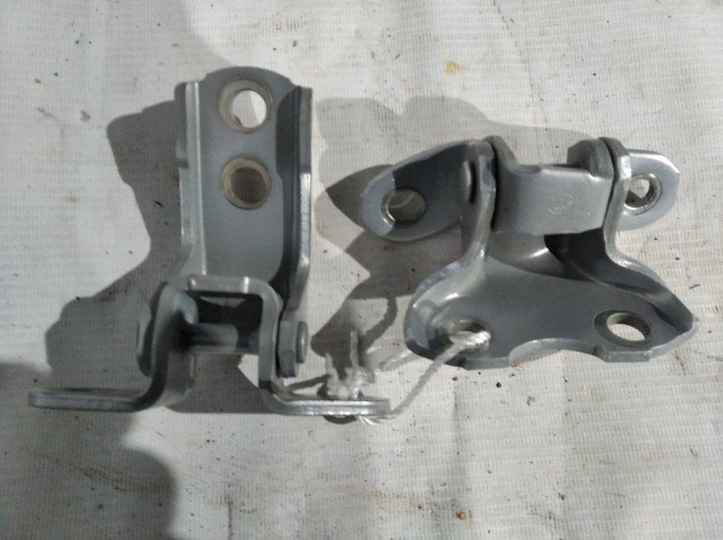 Петли на дверь Toyota Sai AZK10 2AZ-FXE 2011.07 передние левые (б/у)