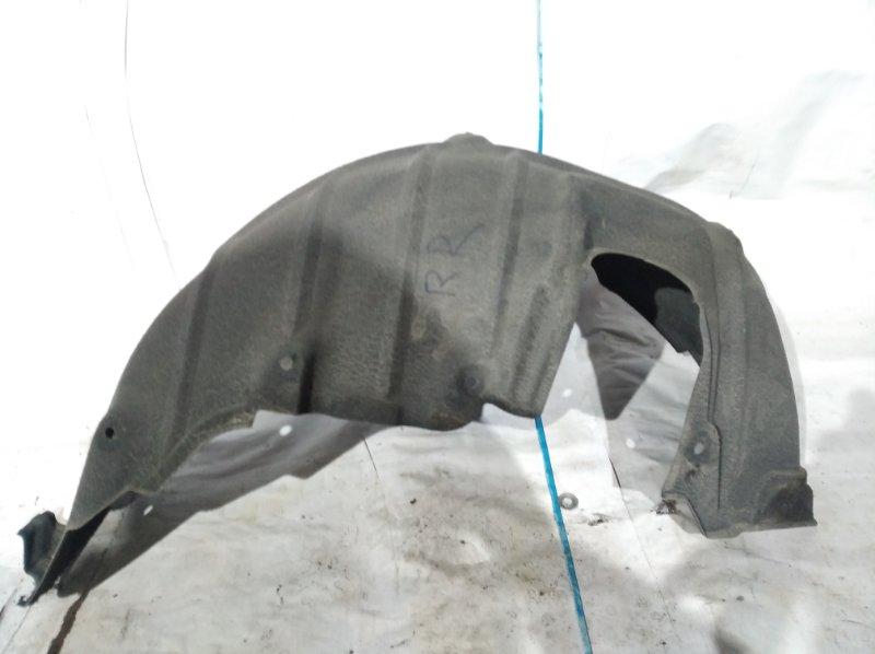 Подкрылок Toyota Sai AZK10 2AZ-FXE 2011.07 задний правый (б/у)