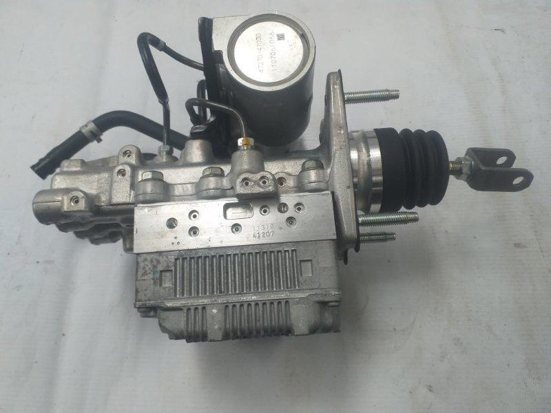 Главный тормозной цилиндр Toyota Sai AZK10 2AZ-FXE 2011.07 (б/у)