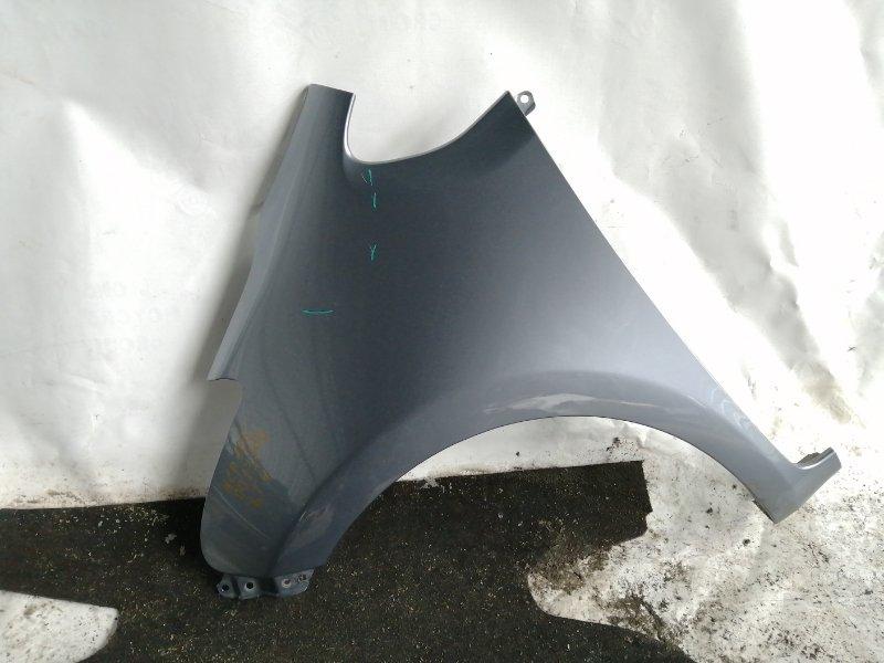 Крыло Toyota Ractis NCP105 переднее левое (б/у)