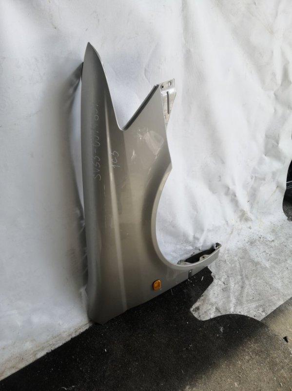 Крыло Toyota Vista SV55 переднее правое (б/у)