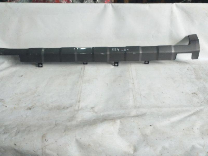 Порог кузова Honda Crv RE4 (б/у)