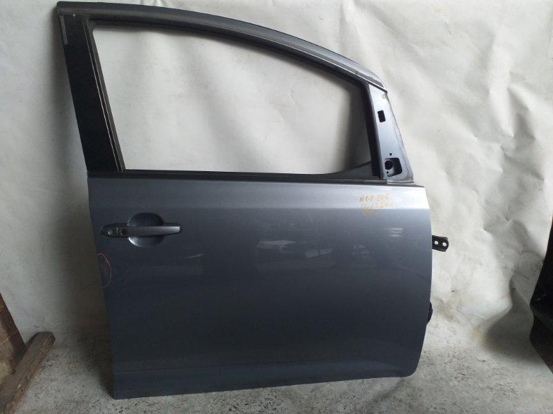 Дверь боковая Toyota Ractis NCP105 передняя правая (б/у)