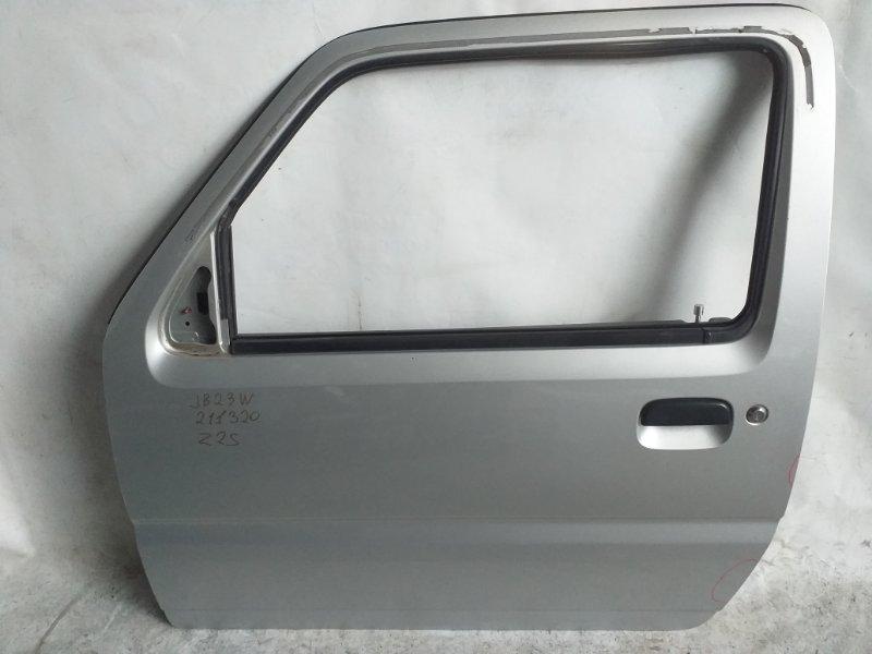 Дверь боковая Suzuki Jimny JB23W передняя левая (б/у)