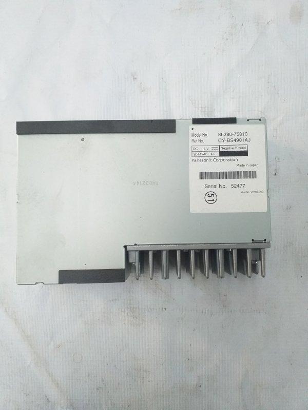 Усилитель магнитофона Toyota Sai AZK10 2AZ-FXE 2011.07 (б/у)