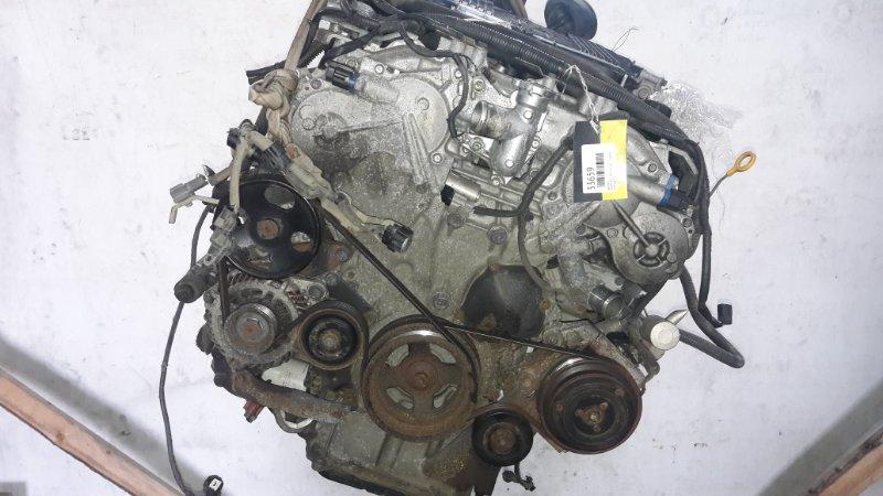 Двигатель Nissan Skyline NV36 VQ25 2008.08 (б/у)