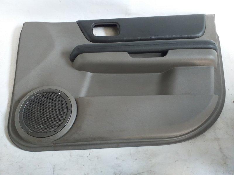 Обшивка дверей Nissan X-Trail NT30 передняя правая (б/у)