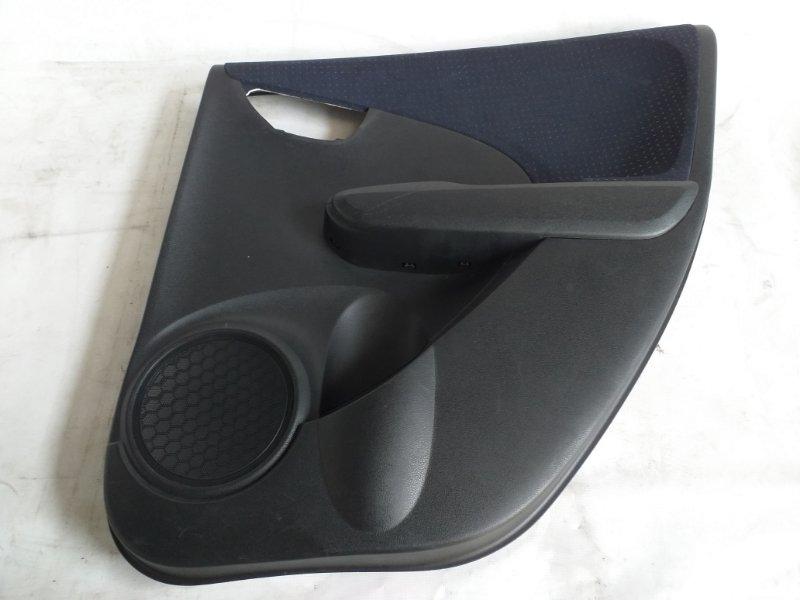 Обшивка дверей Honda Fit GE7 задняя правая (б/у)