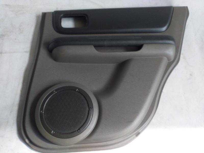 Обшивка дверей Nissan X-Trail NT30 задняя правая (б/у)