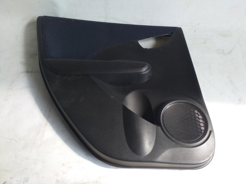 Обшивка дверей Honda Fit GE7 задняя левая (б/у)