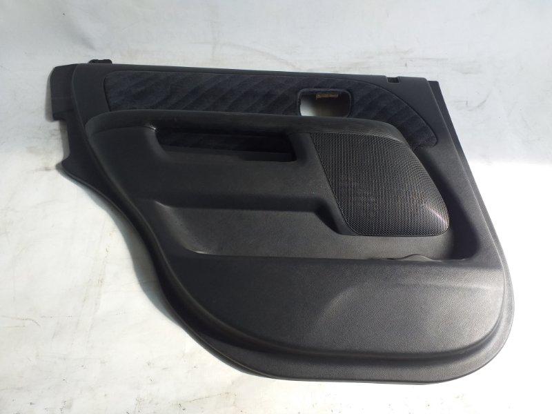 Обшивка дверей Honda Crv RD5 задняя левая (б/у)