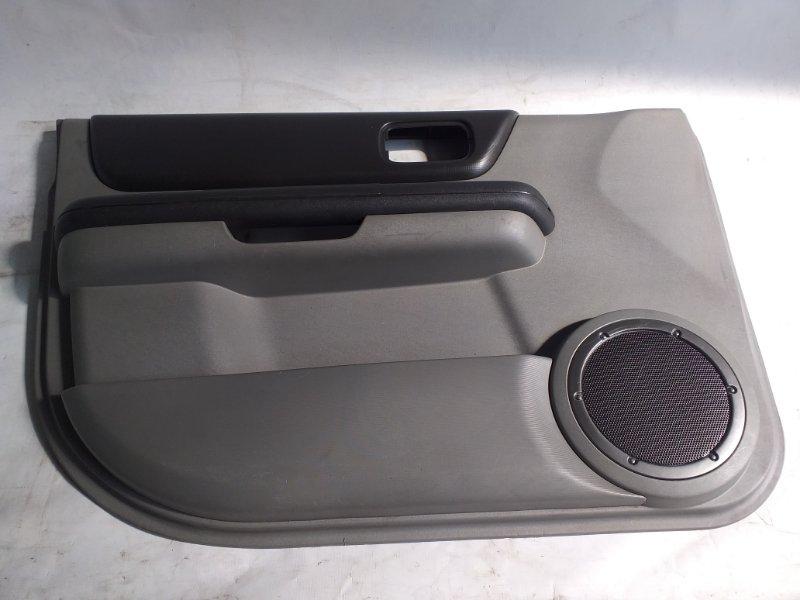 Обшивка дверей Nissan X-Trail NT30 передняя левая (б/у)