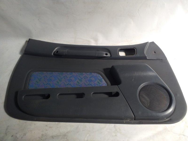 Обшивка дверей Toyota Rav4 SXA10 передняя левая (б/у)