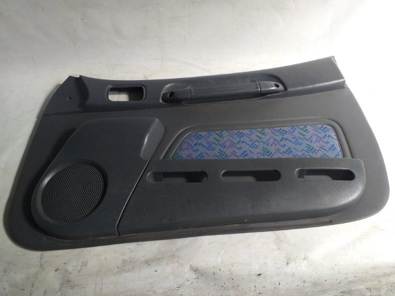 Обшивка дверей Toyota Rav4 SXA10 передняя правая (б/у)