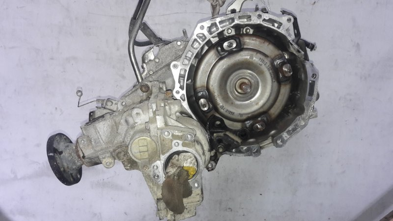Кпп автоматическая Mazda Mpv LY3P L3VE (б/у)