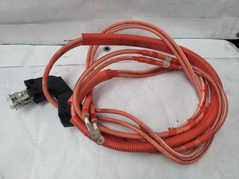 Высоковольтный провод батареи Toyota Sai AZK10 2AZ-FXE 2011.07 (б/у)