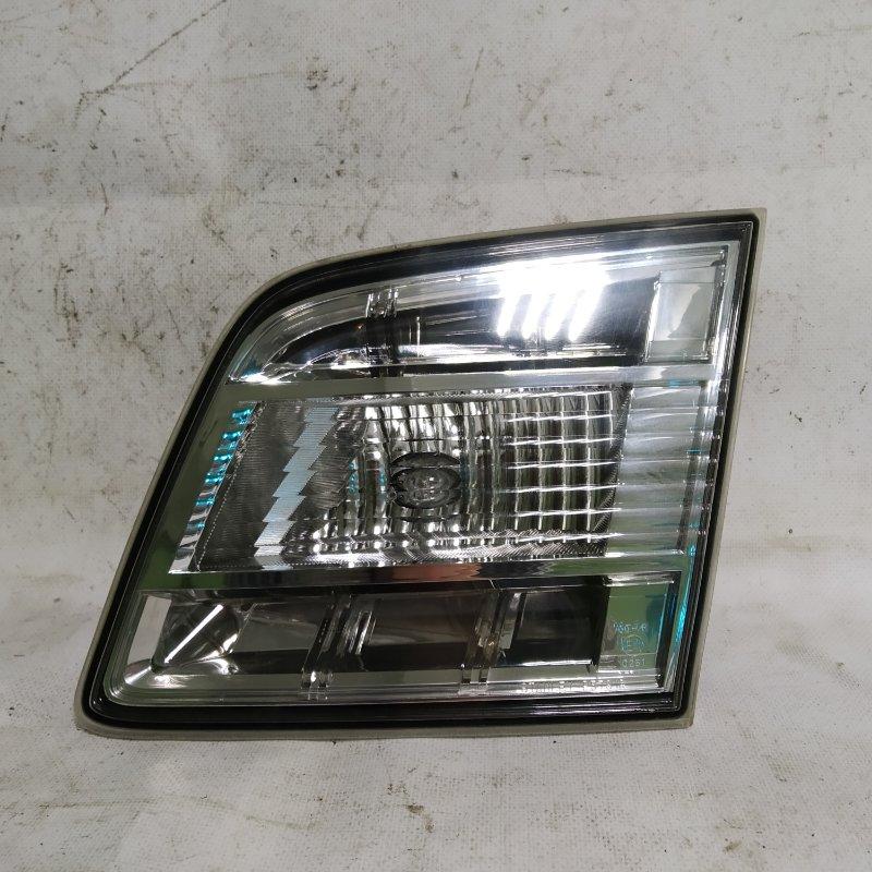 Стоп-планка Mazda Mpv LY3P L3VE задняя правая (б/у)