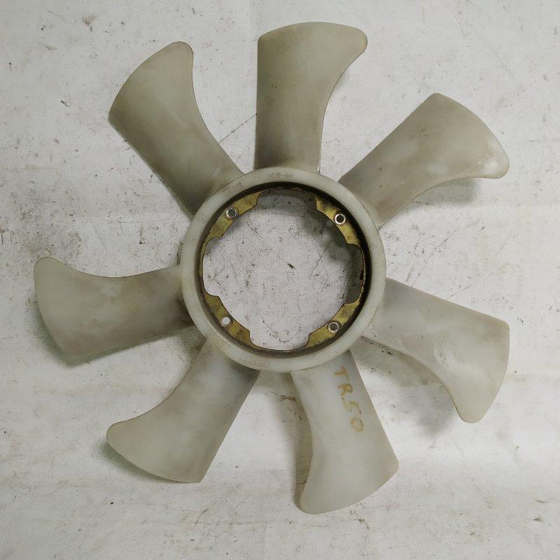 Вентилятор вискомуфты Nissan Terrano Regulus TR50 ZD30DDTI (б/у)