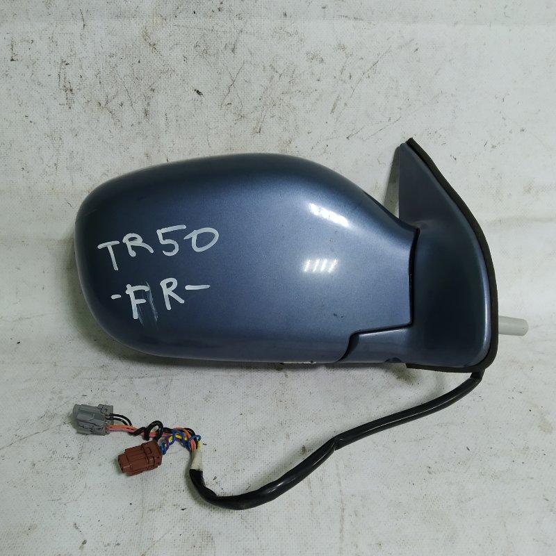 Зеркало Nissan Terrano Regulus TR50 ZD30DDTI переднее правое (б/у)