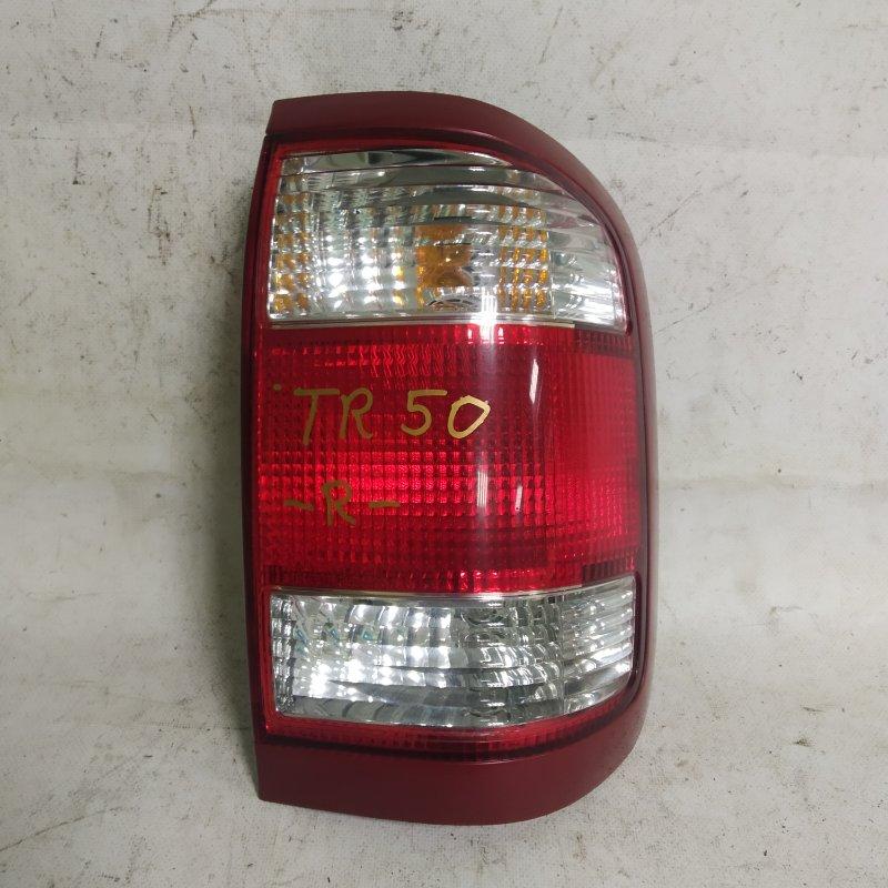 Стоп-сигнал Nissan Terrano Regulus TR50 ZD30DDTI задний правый (б/у)