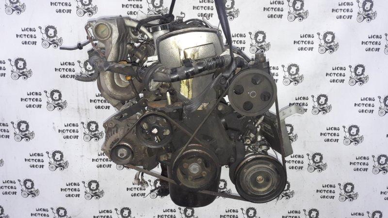 Двигатель Toyota Tercel EL53 5E-1122957 1997 (б/у)
