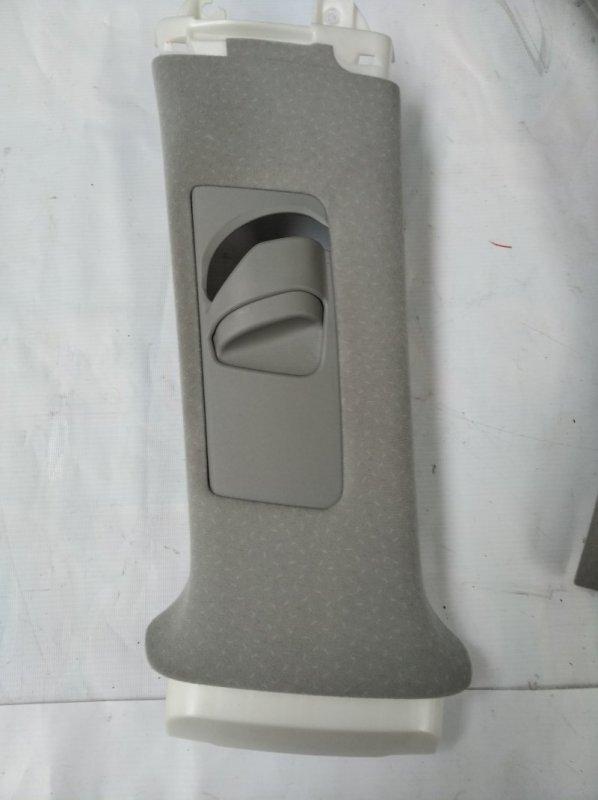 Обшивка стойки кузова Toyota Sai AZK10 2AZ-FXE 2011.07 передняя левая (б/у)