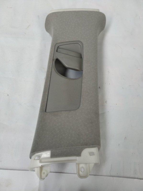 Обшивка стойки кузова Toyota Sai AZK10 2AZ-FXE 2011.07 передняя правая (б/у)