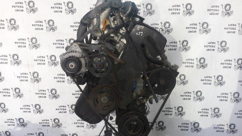Двигатель Toyota Tercel EL53 5E-2029339 2001 (б/у)