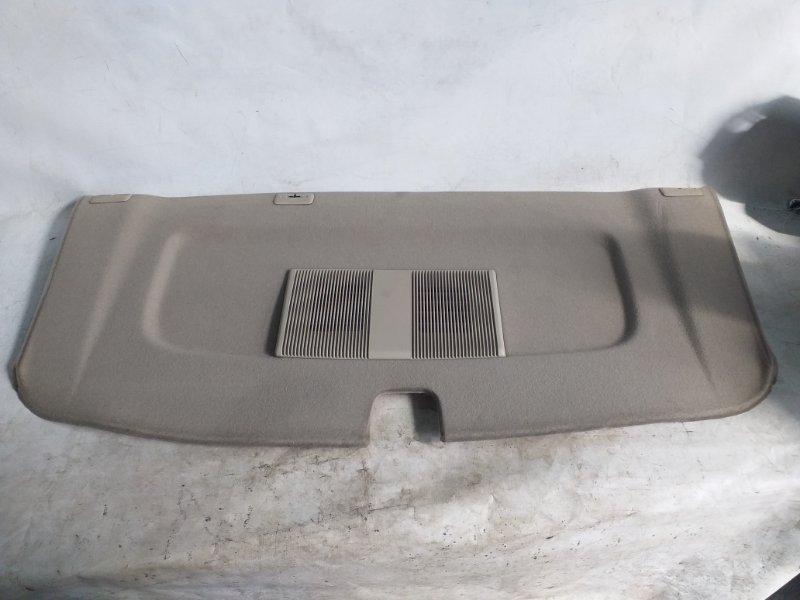 Полка багажника Mazda Mpv LY3P задняя (б/у)
