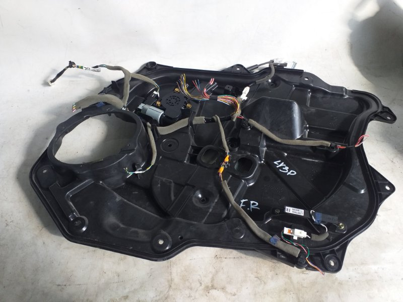 Стеклоподъемник Mazda Mpv LY3P передний правый (б/у)
