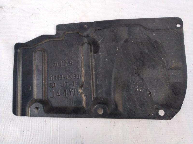 Защита двигателя Toyota Sai AZK10 2AZ-FXE 2011.07 передняя правая (б/у)