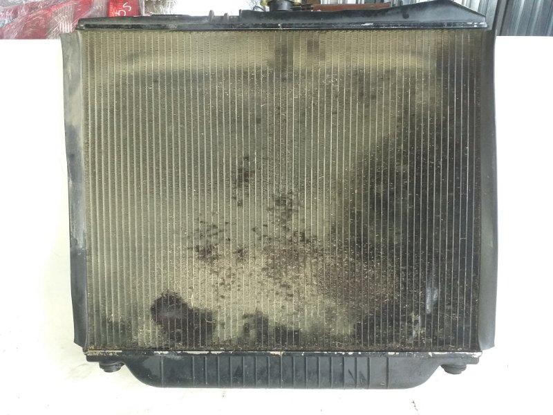 Радиатор двс Isuzu Bighorn UBS69 (б/у)