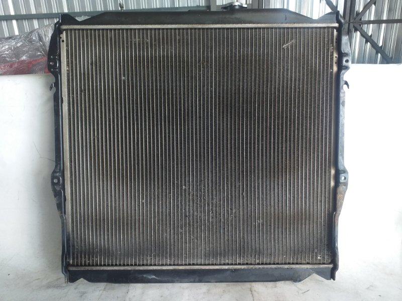 Радиатор двс Toyota Hilux Surf KZN185 (б/у)