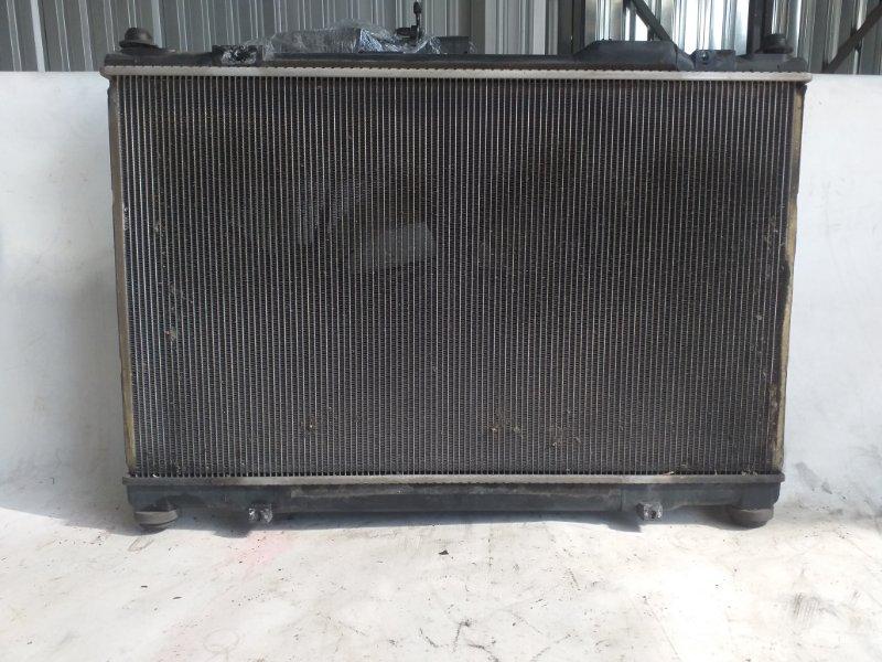 Радиатор двс Toyota Crown GRS183 (б/у)
