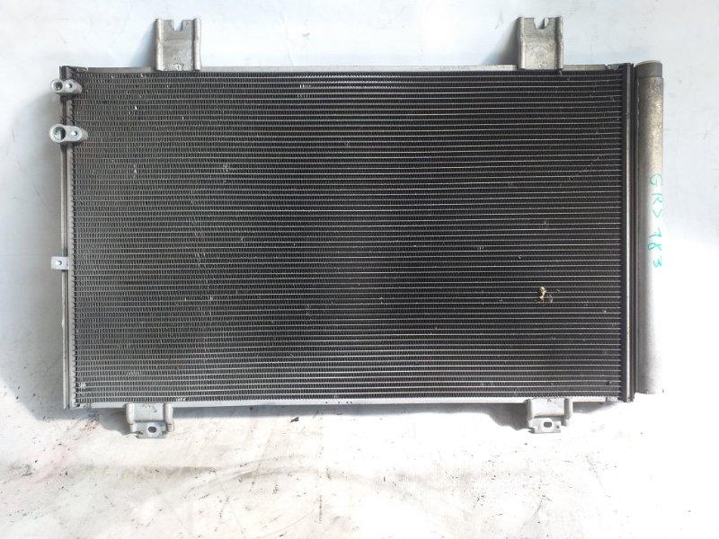 Радиатор кондиционера Toyota Crown GRS183 (б/у)