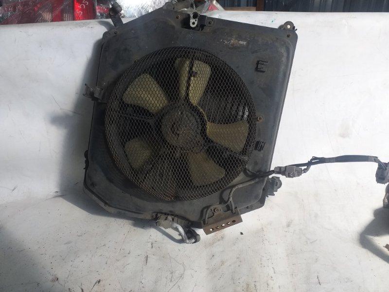 Радиатор кондиционера Toyota Hiace KZH106 (б/у)